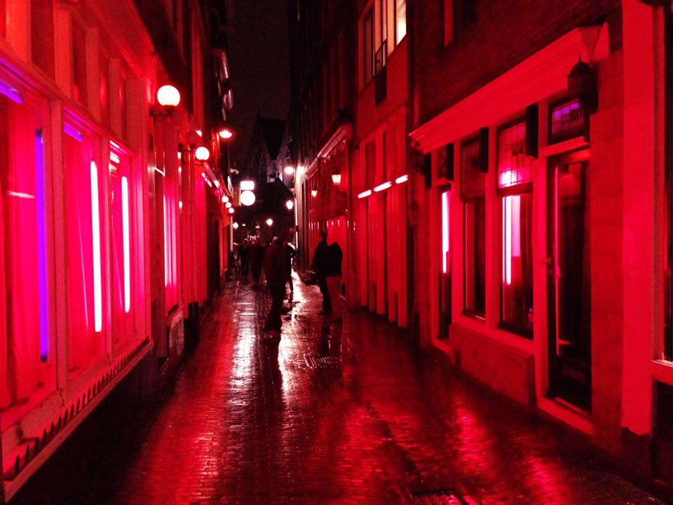 Tonight we visited the Red Light District, an area in Amsterdam known by  the locals as the Rosse Buurt or De Walletjies. I think it's safe to say  that ...